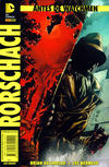 Cover for Antes de Watchmen (Panini Brasil, 2013 series) #3 - Rorschach [Capa Variante Ivan Reis]