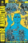 Cover for Antes de Watchmen (Panini Brasil, 2013 series) #4 - Dr. Manhattan [Capa Variante Paul Pope]