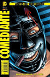 Cover for Antes de Watchmen (Panini Brasil, 2013 series) #5 - Comediante