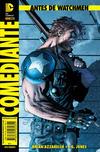 Cover for Antes de Watchmen (Panini Brasil, 2013 series) #5 - Comediante [Capa Variante Jim Lee]