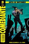 Cover for Antes de Watchmen (Panini Brasil, 2013 series) #5 - Comediante [Capa Variante Eduardo Risso]