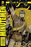 Cover for Antes de Watchmen (Panini Brasil, 2013 series) #8