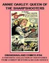 Cover for Gwandanaland Comics (Gwandanaland Comics, 2016 series) #194 - Annie Oakley: Queen of the Sharpshooters
