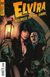 Cover for Elvira: Mistress of the Dark (Dynamite Entertainment, 2018 series) #2 [Cover B Craig Cermak]