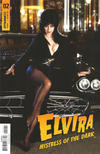 Cover for Elvira: Mistress of the Dark (Dynamite Entertainment, 2018 series) #2 [Cover D Photo]