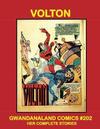 Cover for Gwandanaland Comics (Gwandanaland Comics, 2016 series) #202 - Volton