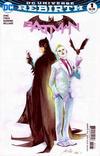 Cover Thumbnail for Batman (2016 series) #1 [Fried Pie Rafael Albuquerque Color Cover]