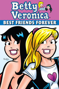 Cover Thumbnail for Archie & Friends All Stars (Archie, 2009 series) #16 - Betty and Veronica: Best Friends Forever