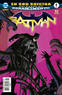 Cover Thumbnail for Batman (Panini Brasil, 2017 series) #6