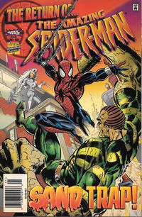Cover Thumbnail for The Amazing Spider-Man (Marvel, 1963 series) #407 [Newsstand]