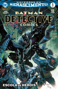 Cover Thumbnail for Detective Comics (Panini Brasil, 2017 series) #1 [Capa Variante]