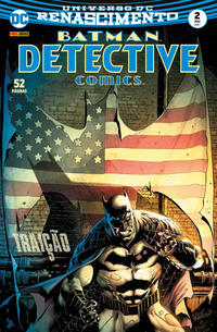 Cover Thumbnail for Detective Comics (Panini Brasil, 2017 series) #2