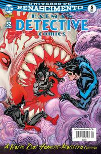Cover Thumbnail for Detective Comics (Panini Brasil, 2017 series) #5