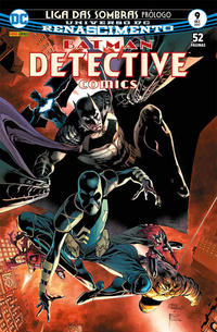 Cover Thumbnail for Detective Comics (Panini Brasil, 2017 series) #9