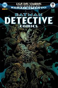 Cover Thumbnail for Detective Comics (Panini Brasil, 2017 series) #10