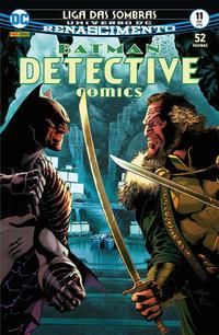 Cover Thumbnail for Detective Comics (Panini Brasil, 2017 series) #11