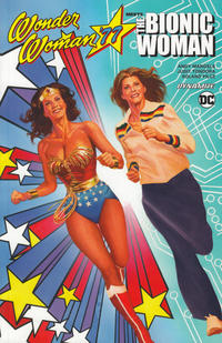 Cover Thumbnail for Wonder Woman '77 Meets the Bionic Woman (Dynamite Entertainment, 2017 series)