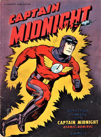 Cover Thumbnail for Captain Midnight (L. Miller & Son, 1946 series) #43