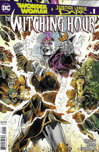 Cover Thumbnail for Wonder Woman and Justice League Dark: The Witching Hour (DC, 2018 series) #1 [Jesus Merino Cover]