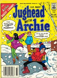 Cover Thumbnail for Jughead with Archie Digest (Archie, 1974 series) #73