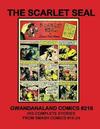 Cover for Gwandanaland Comics (Gwandanaland Comics, 2016 series) #218 - The Scarlet Seal