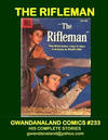 Cover for Gwandanaland Comics (Gwandanaland Comics, 2016 series) #233 - The Rifleman