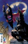 Cover Thumbnail for Batman (2016 series) #45 [80 Years of Superman Jim Lee & Scott Williams Variant Cover]