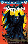 Cover Thumbnail for Batman (2016 series) #1 [Comic Con Box Barry Kitson Color Cover]