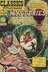 Cover for Classics Illustrated (Gilberton, 1947 series) #40 - Mysteries [HRN 75; No U.S. Price]