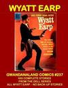 Cover for Gwandanaland Comics (Gwandanaland Comics, 2016 series) #237 - Wyatt Earp