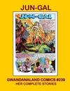 Cover for Gwandanaland Comics (Gwandanaland Comics, 2016 series) #239 - Jun-Gal