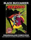 Cover for Gwandanaland Comics (Gwandanaland Comics, 2016 series) #240 - Black Buccaneer
