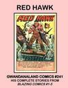 Cover for Gwandanaland Comics (Gwandanaland Comics, 2016 series) #241 - Red Hawk