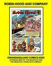 Cover for Gwandanaland Comics (Gwandanaland Comics, 2016 series) #252 - Robin Hood and Company