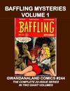 Cover for Gwandanaland Comics (Gwandanaland Comics, 2016 series) #244 - Baffling Mysteries Volume 1