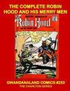 Cover for Gwandanaland Comics (Gwandanaland Comics, 2016 series) #253 - The Complete Robin Hood and His Merry Men