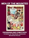 Cover for Gwandanaland Comics (Gwandanaland Comics, 2016 series) #254 - Men of the Mounted