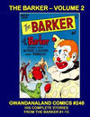 Cover for Gwandanaland Comics (Gwandanaland Comics, 2016 series) #248 - The Barker Volume 2