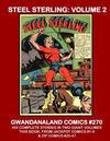 Cover for Gwandanaland Comics (Gwandanaland Comics, 2016 series) #270 - Steel Sterling: Volume 2