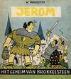 Cover for Jerom (Standaard Uitgeverij, 1962 series) #1 - Het geheim van Brokkelsteen