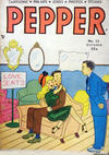 Cover for Pepper (Hardie-Kelly, 1947 ? series) #13