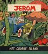 Cover for Jerom (Standaard Uitgeverij, 1962 series) #6 - Het groene eiland