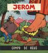 Cover for Jerom (Standaard Uitgeverij, 1962 series) #10 - Compo de reus