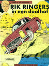 Cover for Rik Ringers (Le Lombard, 1963 series) #3 - Rik Ringers in een doolhof