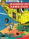Cover for Rik Ringers (Le Lombard, 1963 series) #4 - De schaduw van Kameleon