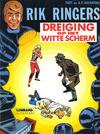 Cover for Rik Ringers (Le Lombard, 1963 series) #7 - Dreiging op het witte scherm
