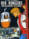 Cover for Rik Ringers (Le Lombard, 1963 series) #8 - Oog in oog met de slang