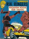 Cover for Rik Ringers (Le Lombard, 1963 series) #16 - Requiem voor een idool