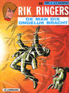 Cover for Rik Ringers (Le Lombard, 1963 series) #20 - De man die ongeluk bracht