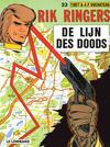 Cover for Rik Ringers (Le Lombard, 1963 series) #23 - De lijn des doods